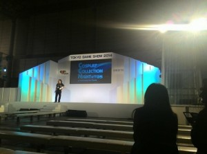 TGS CCN Stage!