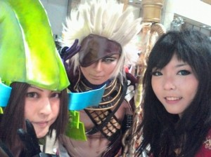 With Japan WCS 2014
